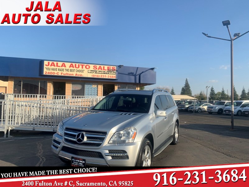 2012 Mercedes-Benz GL 450 SUV++FULLY LOADED++NAVY+++DVD++89K MILES