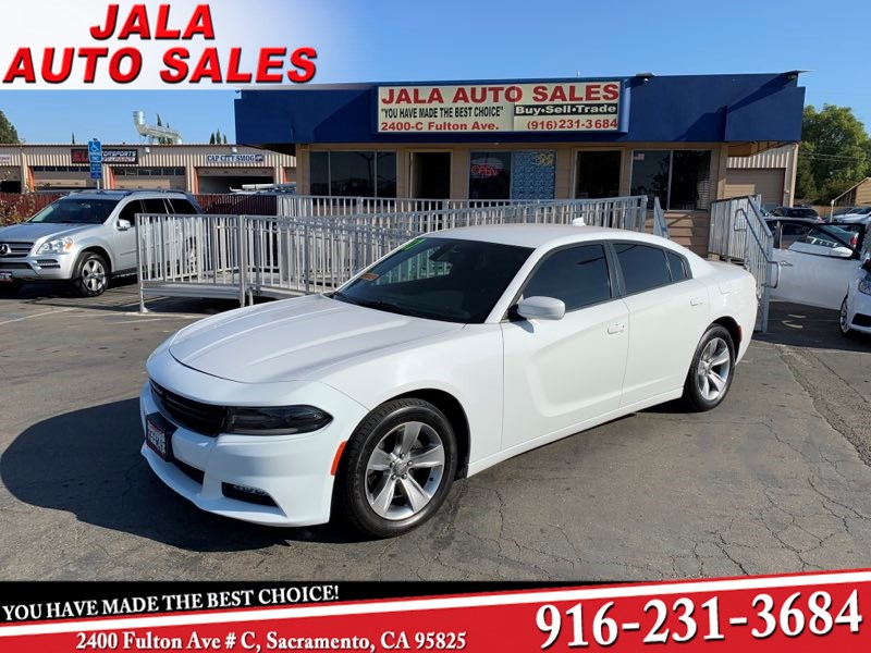 2017 Dodge Charger SXT***AL POWER***54K MILES***NICE AND CLEAN***