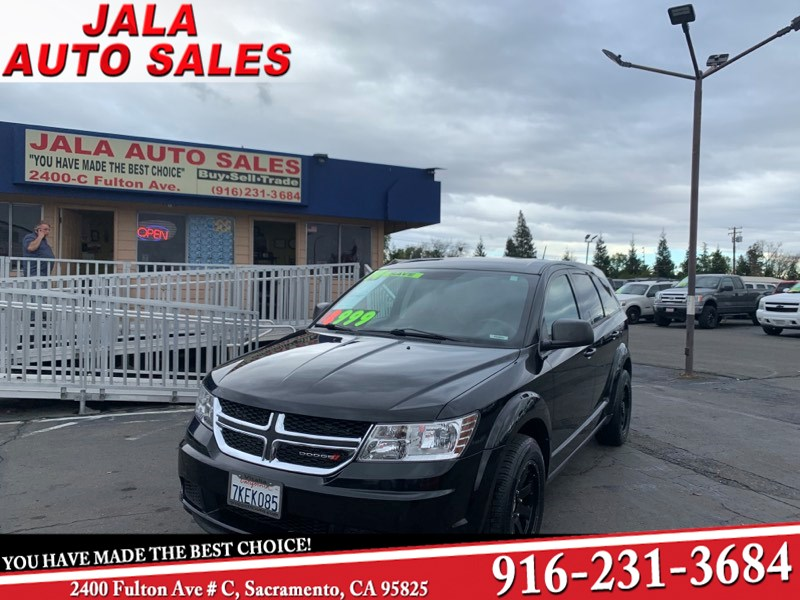 2014 Dodge Journey American Value Pkg+++ 91K MILES RUNS SMOOTH+++