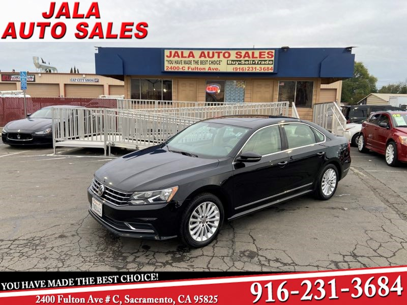 2016 Volkswagen Passat 1.8T SE***Fully Loaded***Leather****One Owner*****