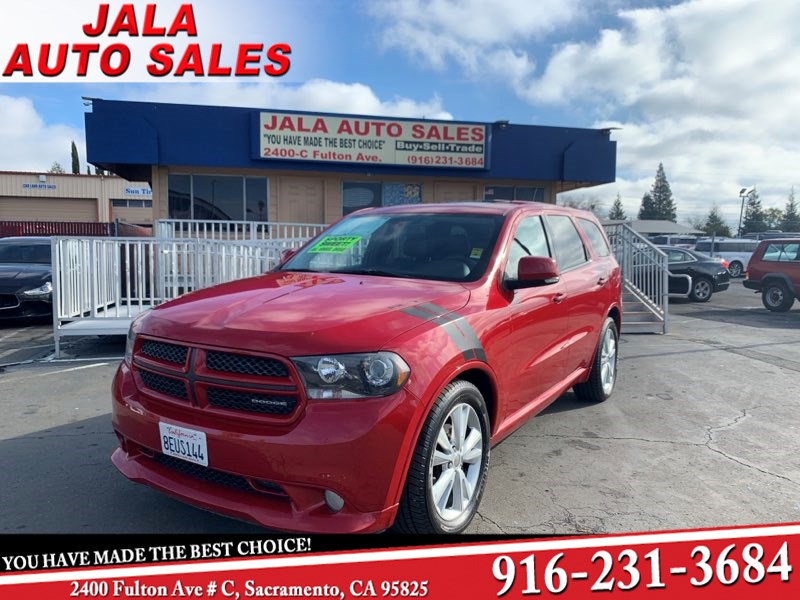 2012 Dodge Durango R/T***5.7 HIME***LOADED**NAVY**AWD***