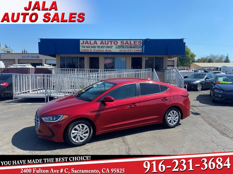 2017 Hyundai Elantra SE***ONE OWNER***LOW MILES**LIKE NEW***