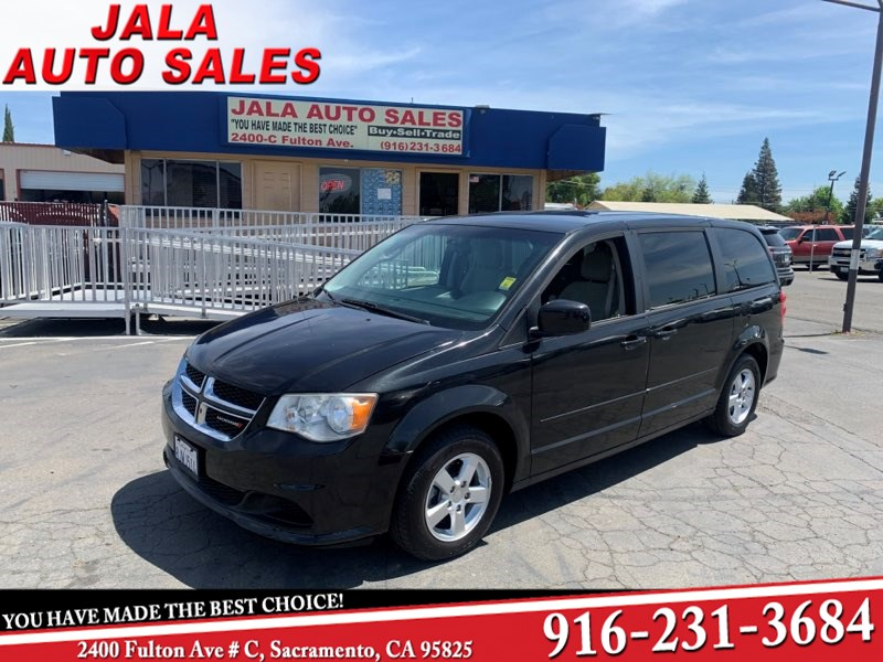 2012 Dodge Grand Caravan SXT**ALL POWER***NICE AND CLEAN