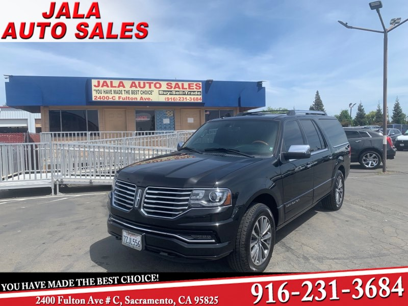 2015 Lincoln Navigator L ALL THE TOY+++SUPER LOADED****RUNS SMOOTH****