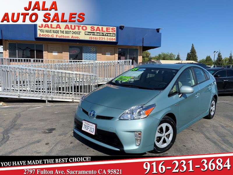 2015 Toyota Prius **all power***one owner**LOW MILES***