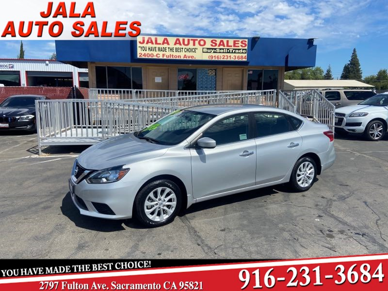 2019 Nissan Sentra SV***ONE OWNER***LOW LOW MILES