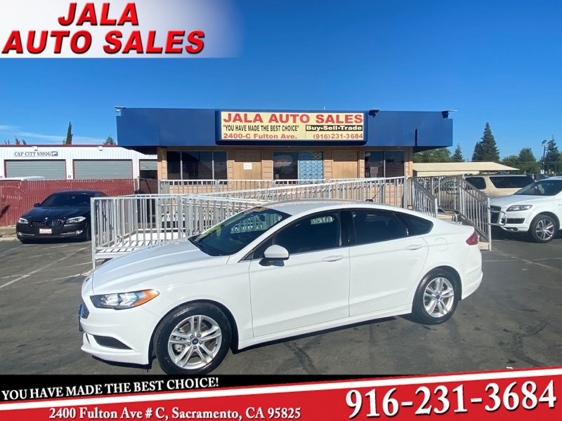 2018 Ford Fusion SE***SHARP ***ONE OWNER**ALL POWER***