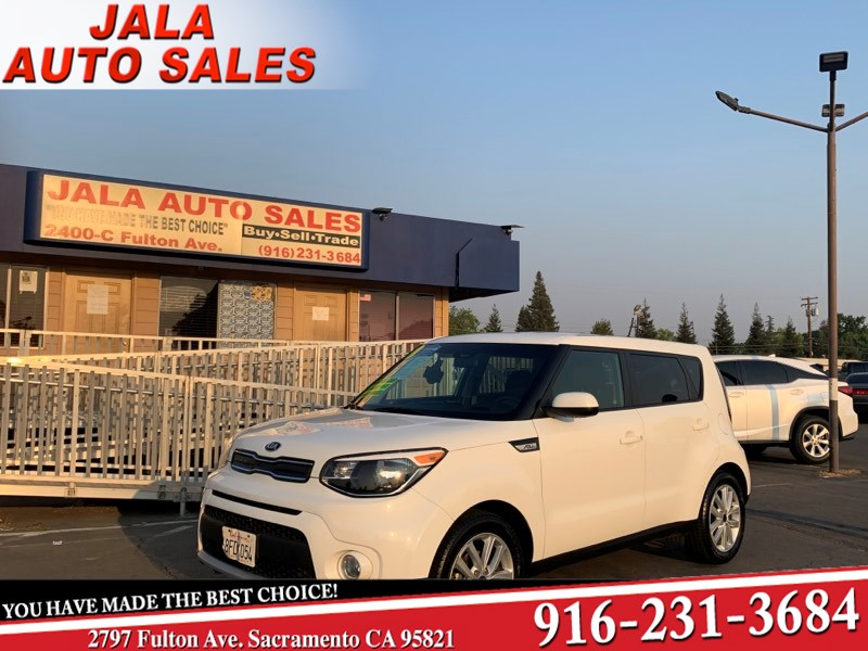 2019 Kia Soul + ONE OWNER****LOW MILES****SUPER NICE AND CLEAN