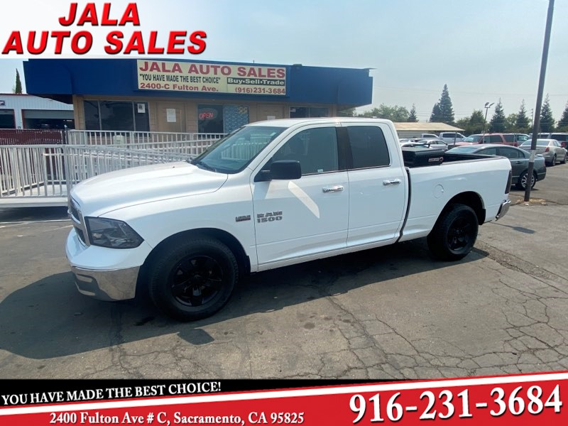 2014 Ram 1500 SLT***ALL POWER****RUNS AND DRIVE SMOOTH****