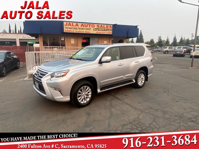 2019 Lexus GX GX 460***ONE OWNER SUPER LOW MILES***