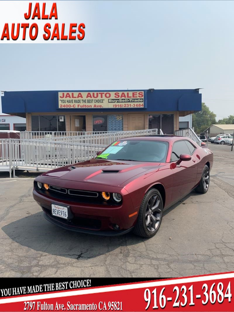 2018 Dodge Challenger SXT Plus*LEATHER MOON ROOF**1 OWNER LOW MILES