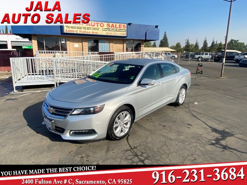2018 Chevrolet Impala LT**LEATHER***SUPER NICE AND CLEAN**