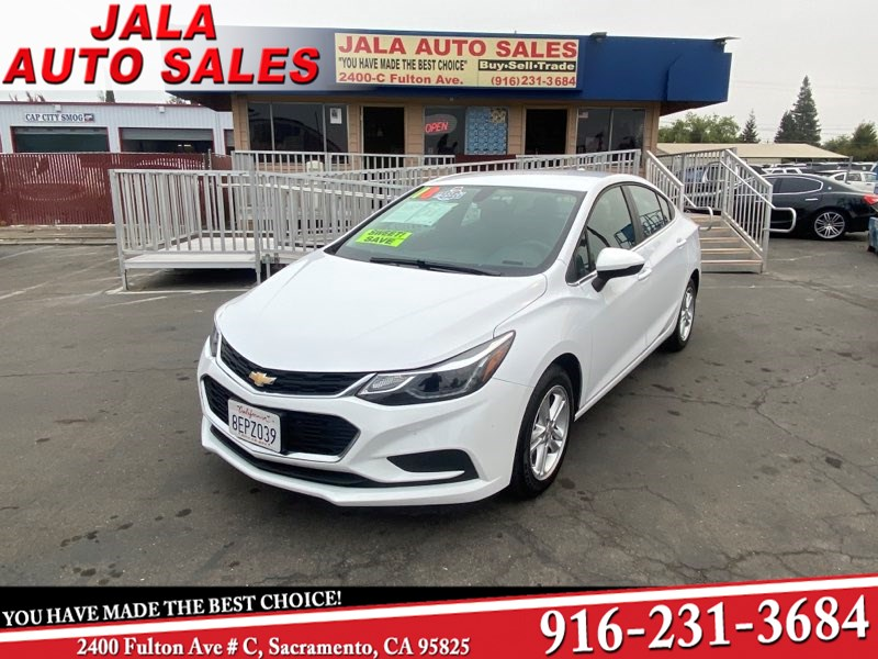2018 Chevrolet Cruze LT****ONE OWNER** LOW MILES** ALL POWER