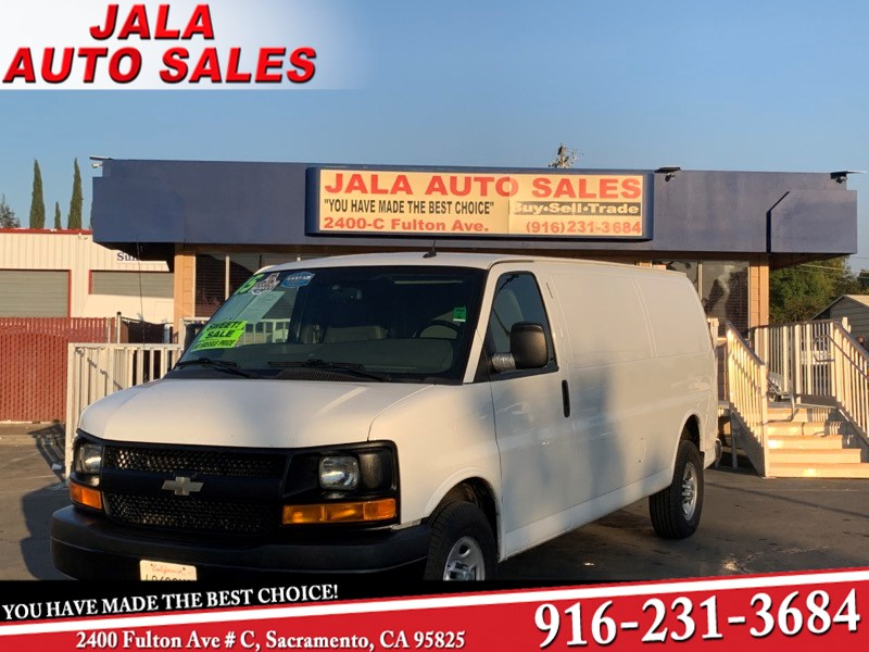 2015 Chevrolet Express Cargo Van ONE OWNER****NEW TIERS****READY FOR WORK**