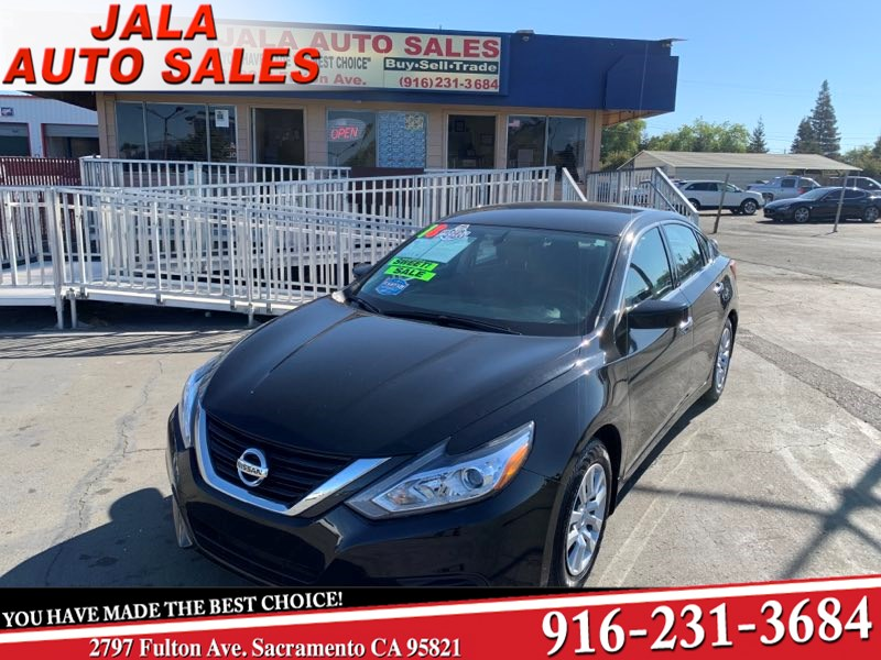 2018 Nissan Altima 2.5 S***ONE OWNER***LOW MILES***