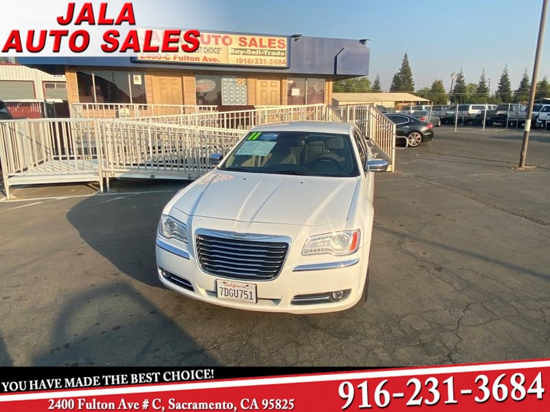 2011 Chrysler 300 Limited****NAVY***LEATHER***CAMERA***