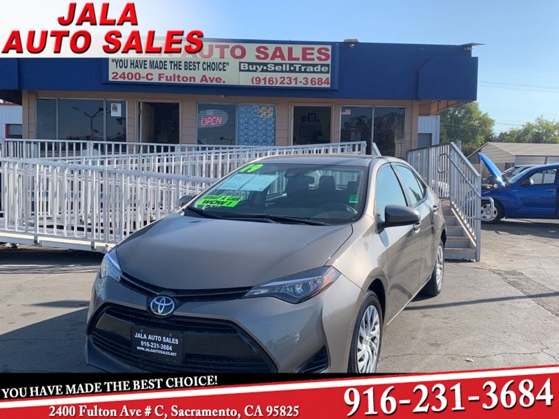 2019 Toyota Corolla L***LOW MILES***SHARP****