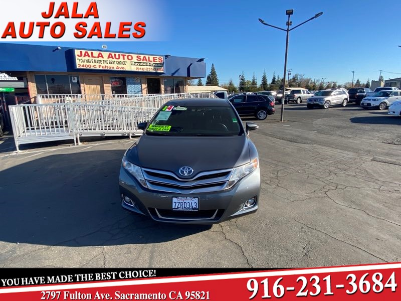 2014 Toyota Venza XLE***LOADED**NAVY***AWD**LOW MILES