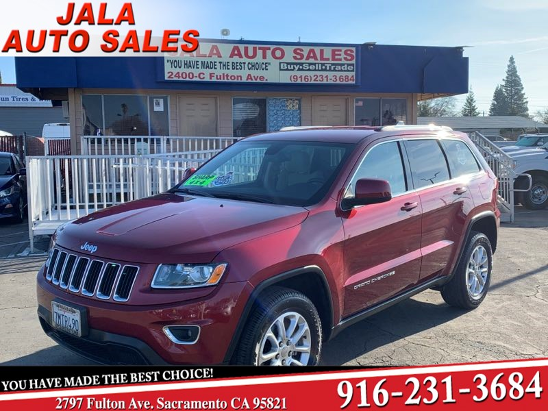 2015 Jeep Grand Cherokee Laredo**SHARP***ONE OWNER***