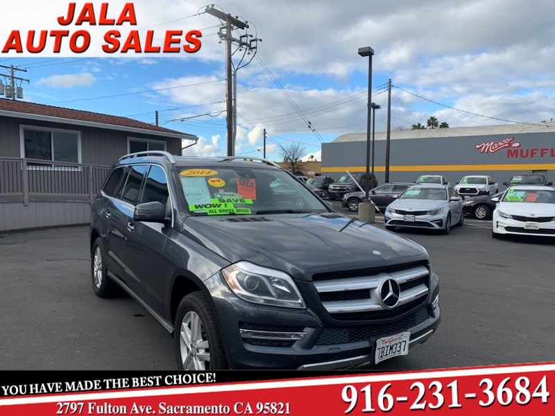 2014 Mercedes-Benz GL 450 SUV****FULLY LOADED****AWD