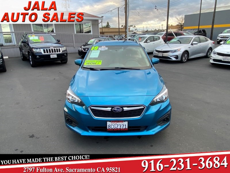 2018 Subaru Impreza Premium****BACK UP CAMERA****ONE OWNER****