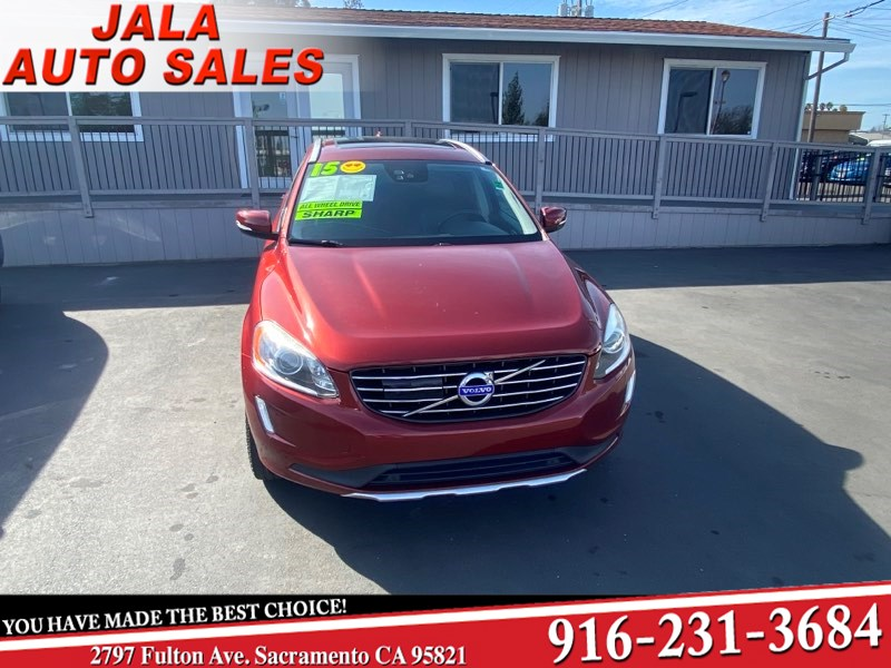 2015 Volvo XC60 3.2L Platinum**LOADED **NAVY***AWD**