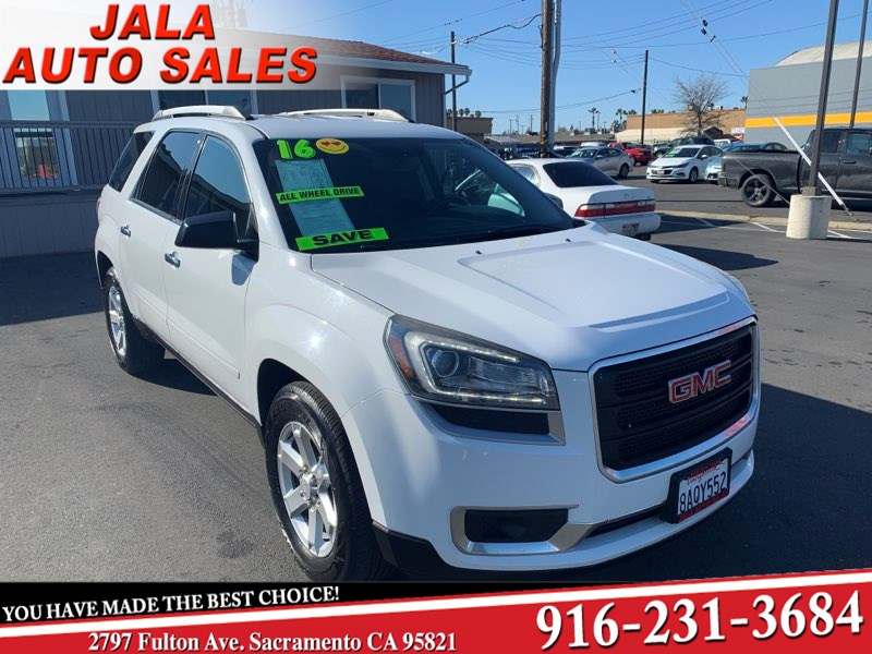 2016 GMC Acadia SLE****ALL POWER***SUPER NICE****AWD****