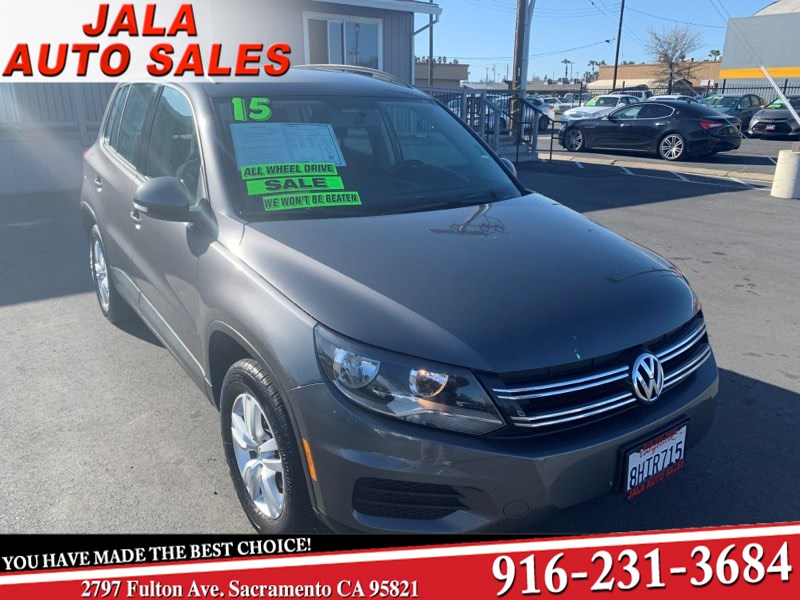 2015 Volkswagen Tiguan S***ALL POWER***LOW MILES****AWD***