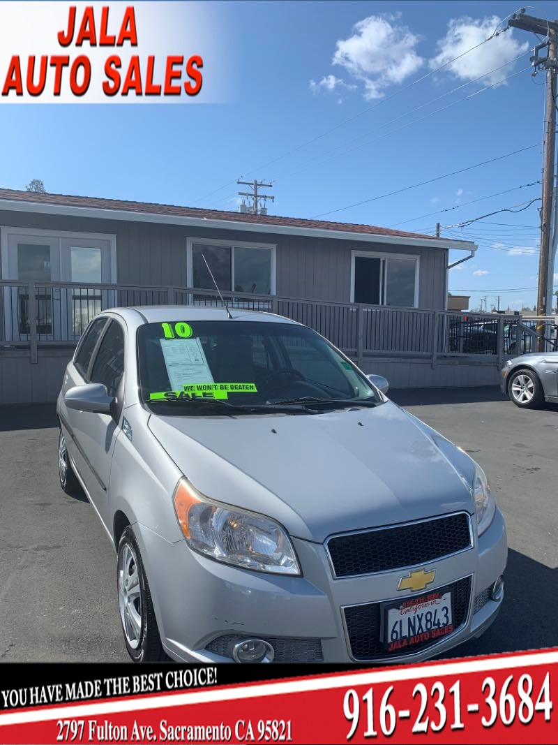 2010 Chevrolet Aveo LT w/2LT***ALL POWER***LOW MILES****