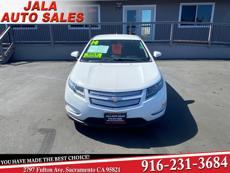 2014 Chevrolet Volt ALL THE TOY ***RUNS AND DRIVE SMOOTH8888