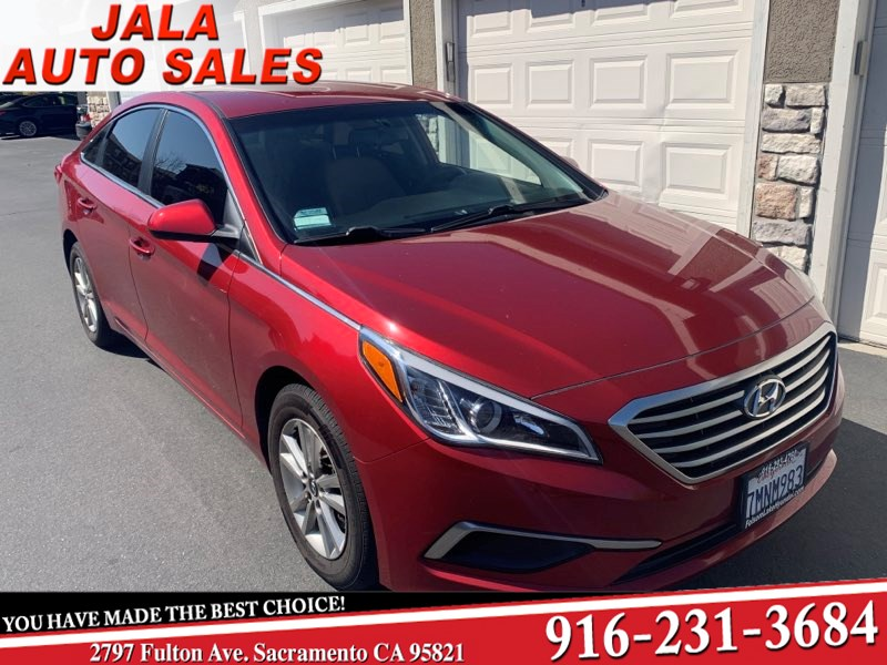 2016 Hyundai Sonata 2.4L SE****SUPERCLEAN****ALL POWER****