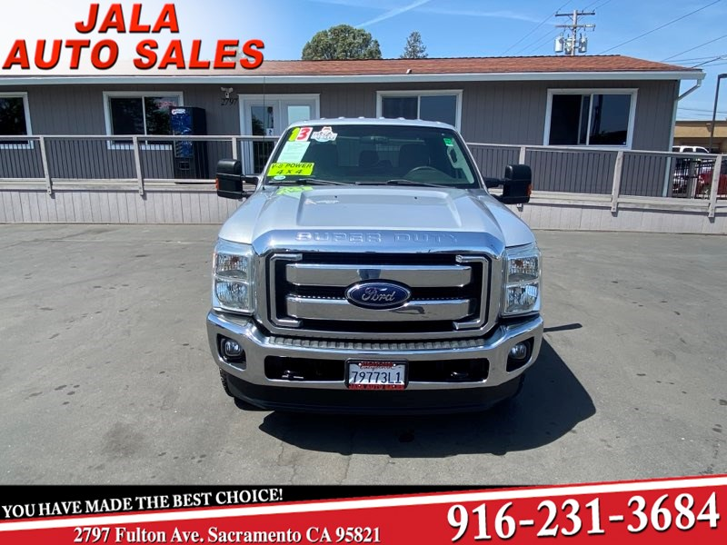 2013 Ford Super Duty F-250 SRW XLT****ALL POWER*****LOW MILES***4X4***ONE OWNER**