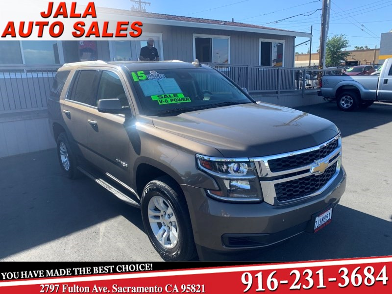 2015 Chevrolet Tahoe LT***FULLY LOADED***NAVY***ONE OWNER**4x4***