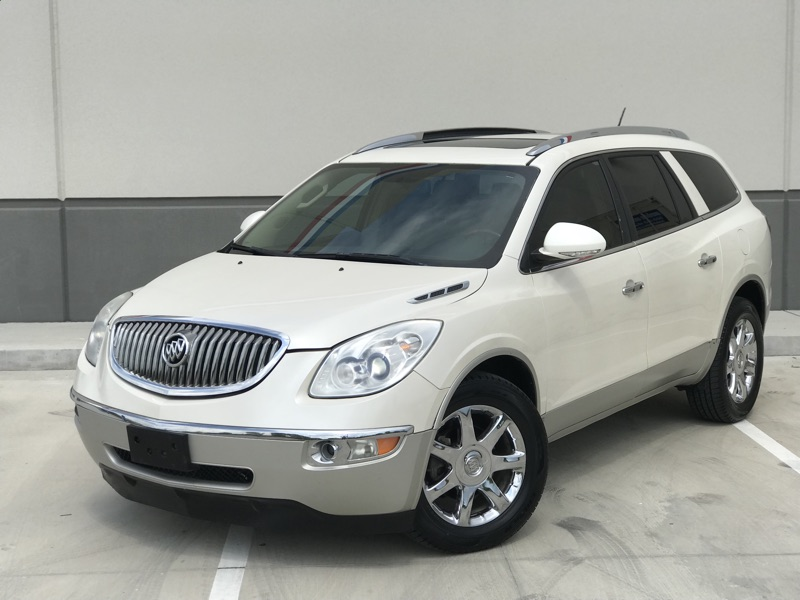 Used Buick Enclave CXL WXL In San Antonio - Buick enclave invoice price