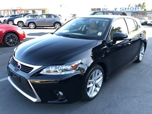 View 2015 Lexus CT 200h