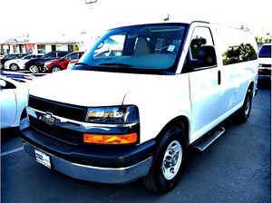 View 2014 Chevrolet Express Passenger