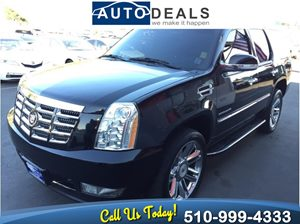 View 2011 Cadillac Escalade