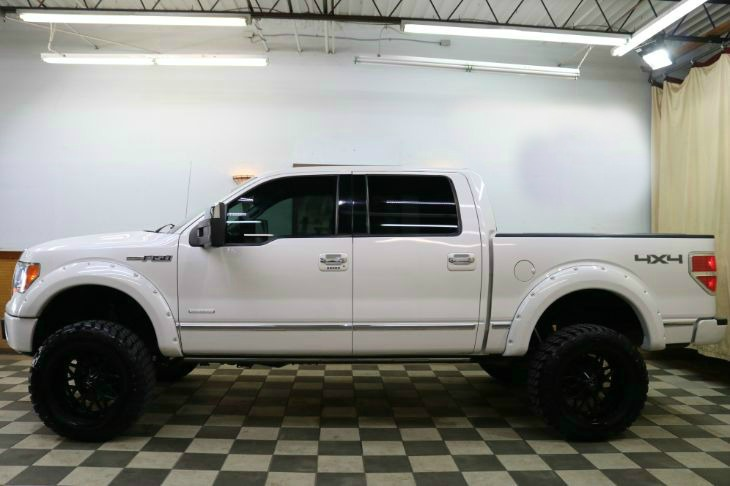 2011 Ford F-150 XLT Platinum