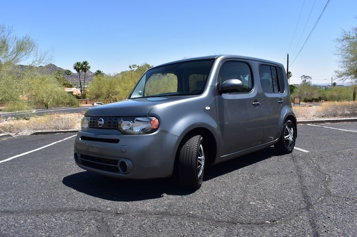 Used 2010 Nissan Cube 18 S In Phoenix