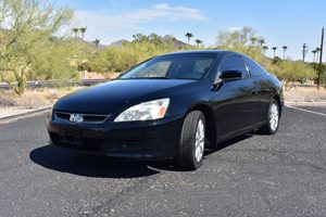 View 2006 Honda Accord Cpe