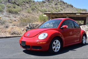 View 2007 Volkswagen New Beetle Coupe