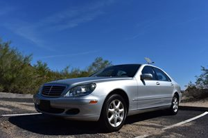 View 2005 Mercedes-Benz S500