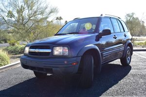View 2003 Chevrolet Tracker