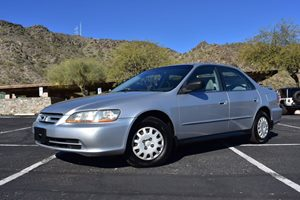 View 2002 Honda Accord Sdn