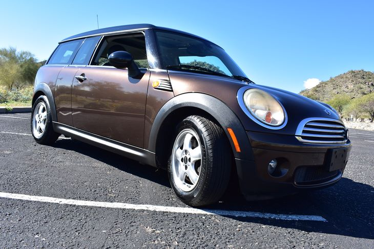 Used 2009 Mini Cooper Clubman In Phoenix