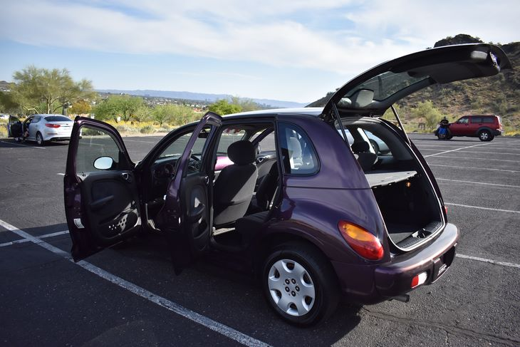 2005 Chrysler PT Cruiser Touring - Certified Auto Sales