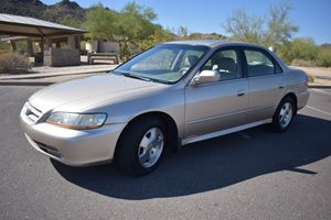 View 2001 Honda Accord Sdn