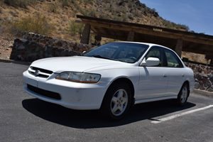 View 1999 Honda Accord Sdn
