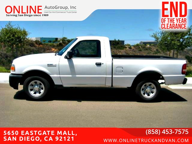 2007 Ford Ranger XL, 3 Month/3000 Mile Free Extended Warranty