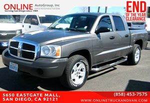 View 2007 Dodge Dakota Crew Cab ST